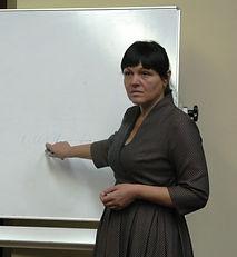 Валентина Гурієвська підвищення кваліфікації