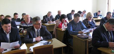 підвищення кваліфікації голів районних рад, голів громад