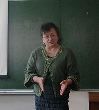 Тетяна Новаченко