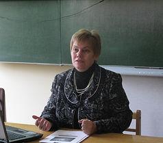 Інна Сурай, підвищення кваліфікації державних службовців та посадових осіб місцевого самоврядування.