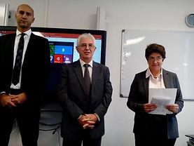 Підвищення кваліфікації міських голів Dr. Özer Pinar