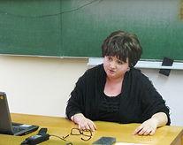 Юлія Кисіль, підвищення кваліфікації державних службовців та посадових осіб місцевого самоврядування.