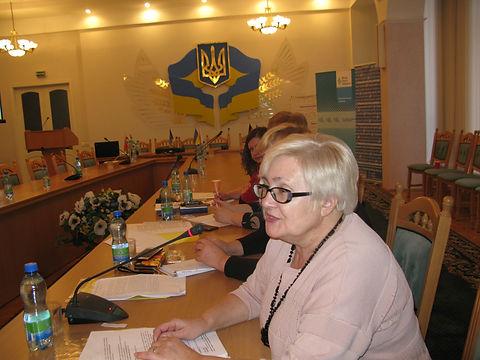 Координаційна рада підвищення кваліфікації Ларіна