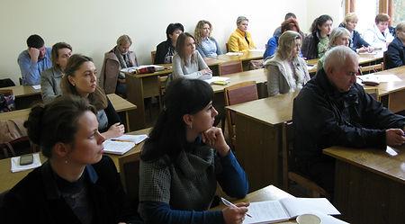 Підвищення кваліфікації голів районних рад