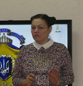 Пдвищення кваліфікації Гурієвська