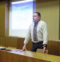 Підвищення кваліфікаації  О. Чекмишев