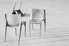 Papier-Mâché Chairs