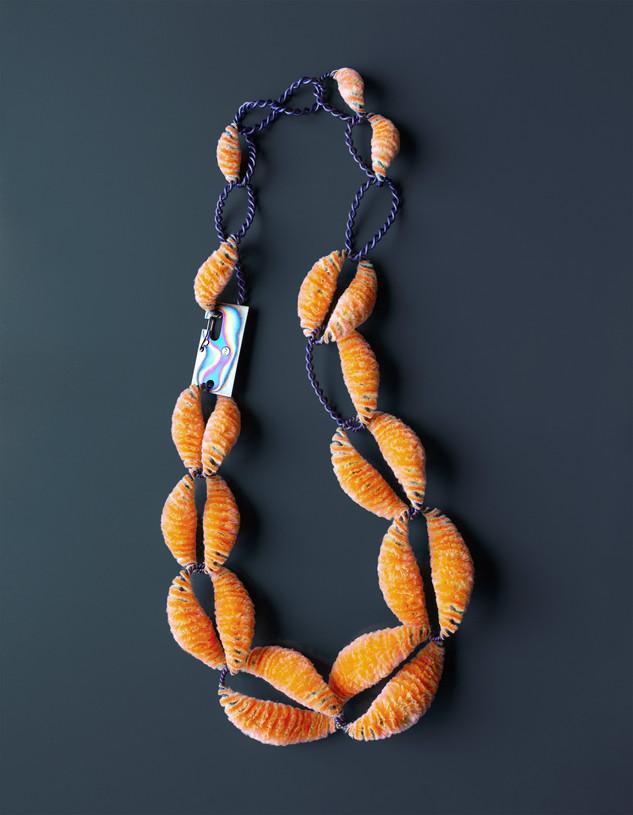 Fuzzy Necklace