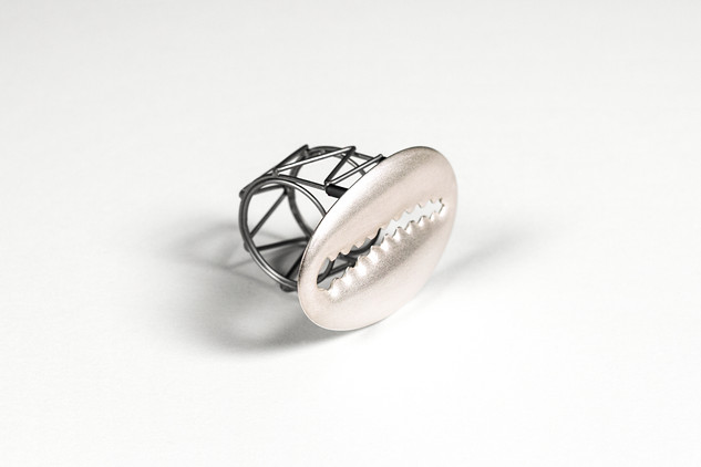 Puka Shell Ring