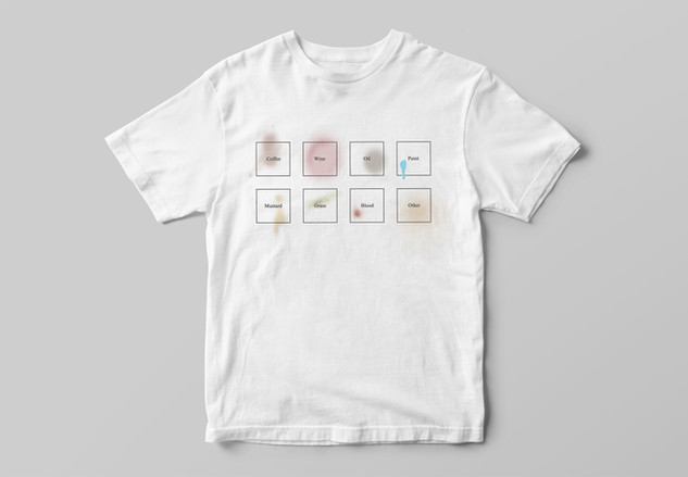Stain Shirt (all sizes available)
