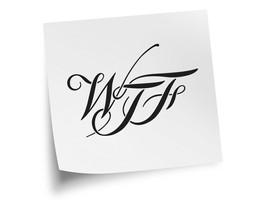 WTF Monogram