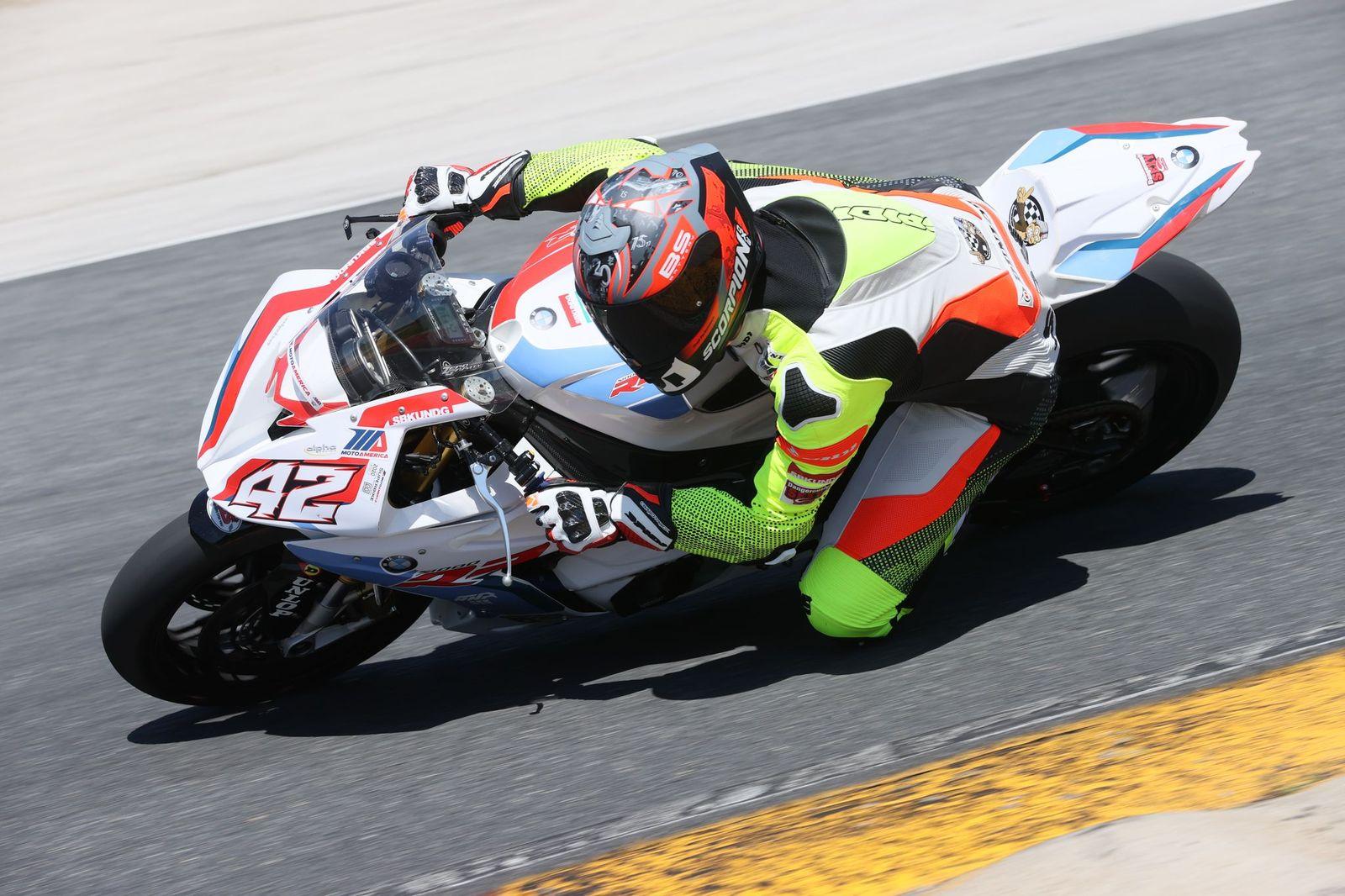 Motoamerica Jeremy Coffey Road America S