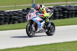 Motoamerica  Road America 2 Jeremy Coffey Speed Monkey Racing