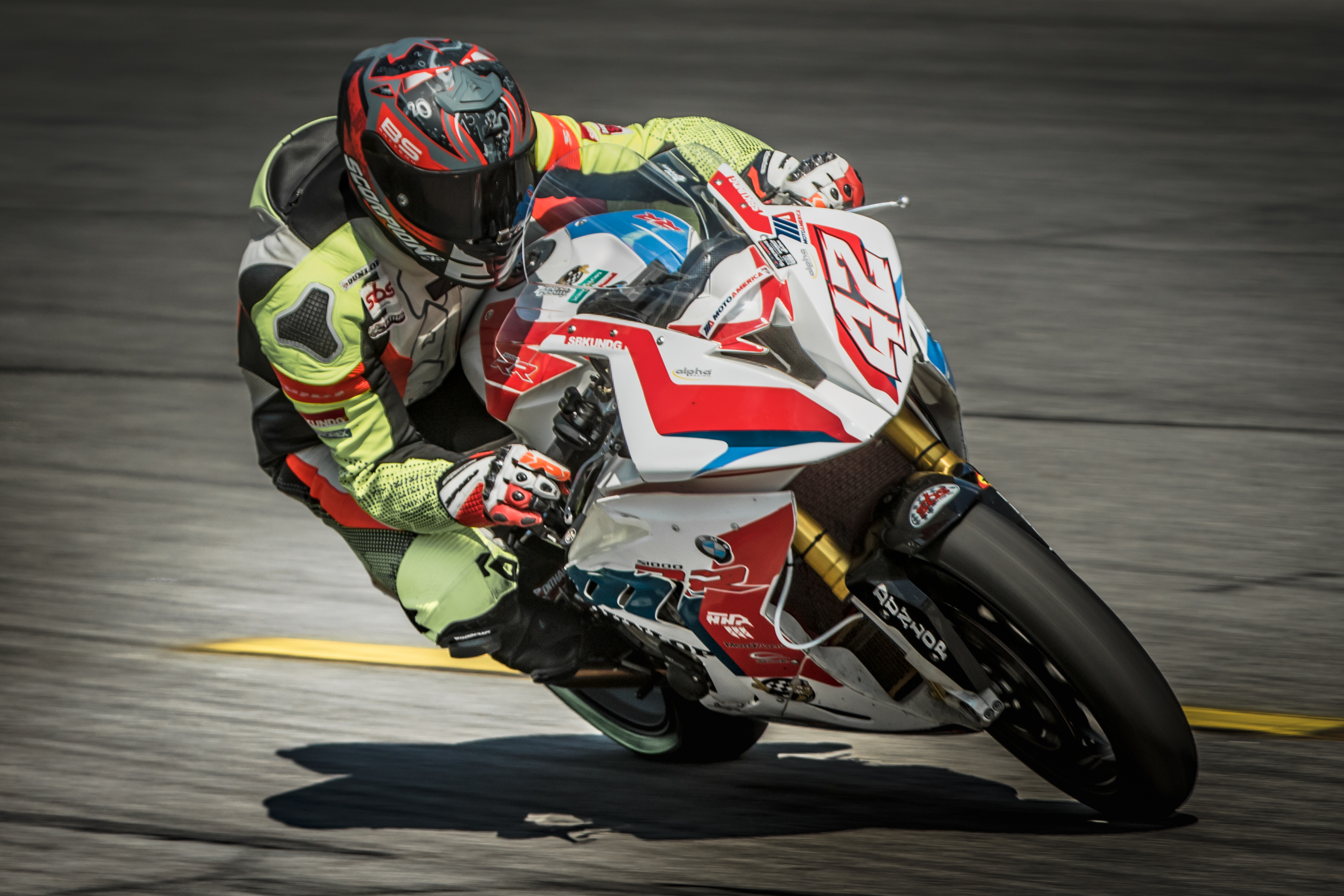 Motoamerica Road Atlanta Jeremy Coffey S