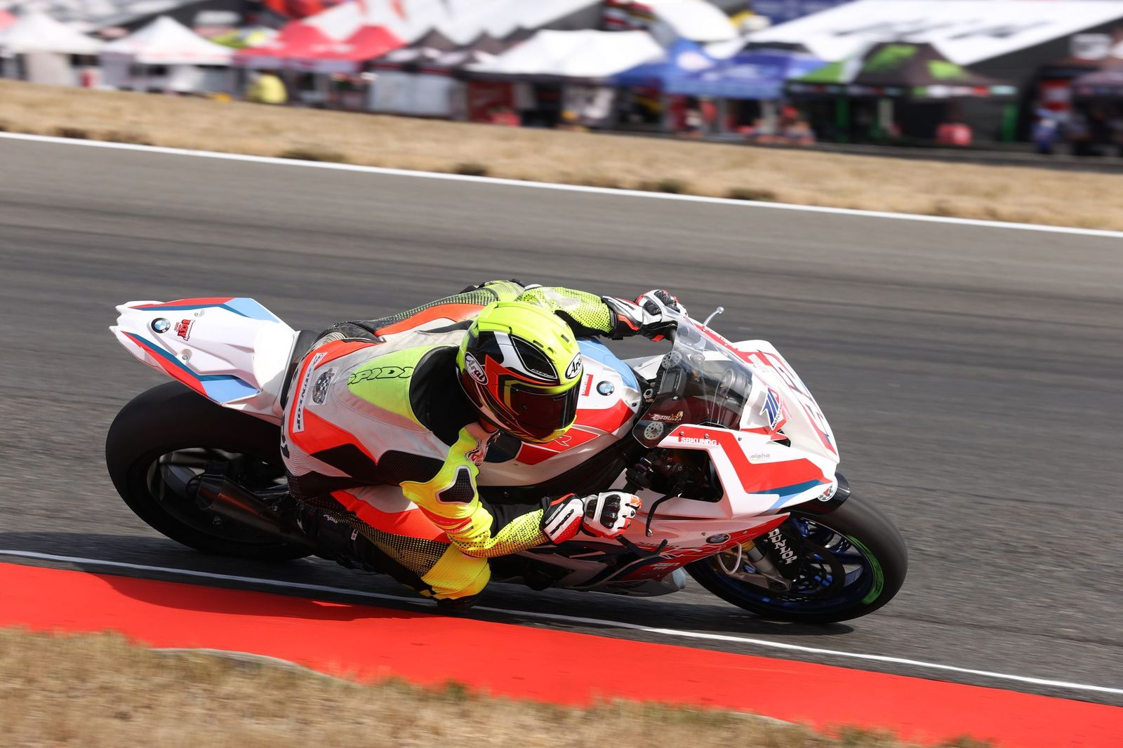 Motoamerica The Ridge Jeremy Coffey Spee
