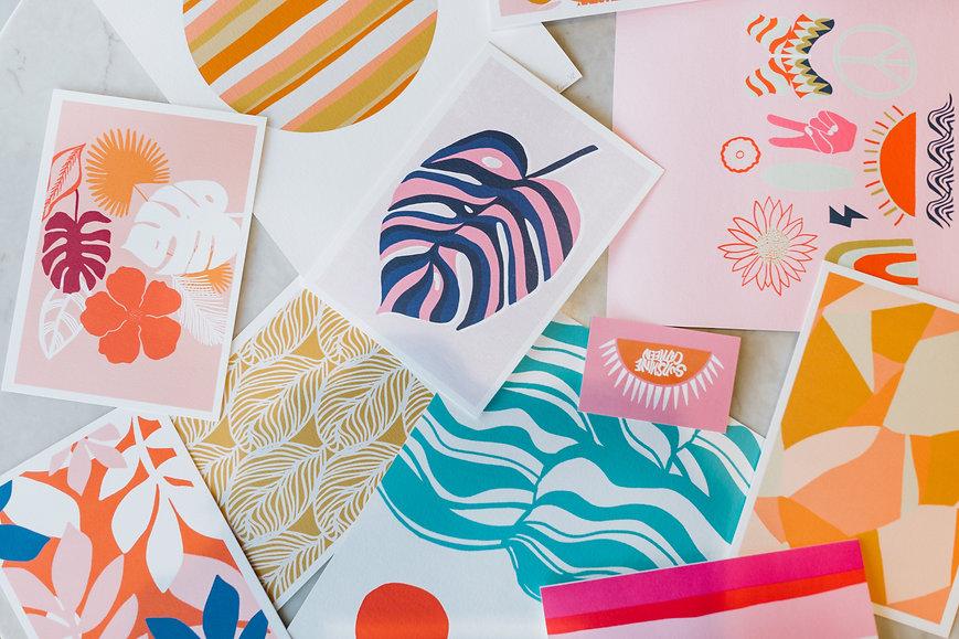 Sunshine Canteen Art Prints