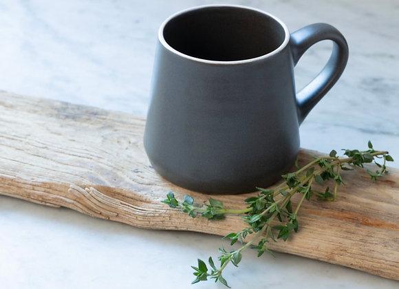 Stoneware Small Coffee Cup