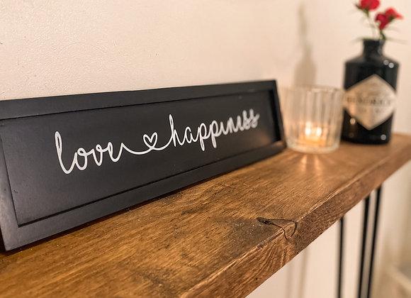 Love Slogan Signs