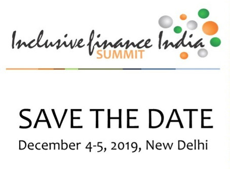 BWTP Supports the Inclusive Finance India Summit