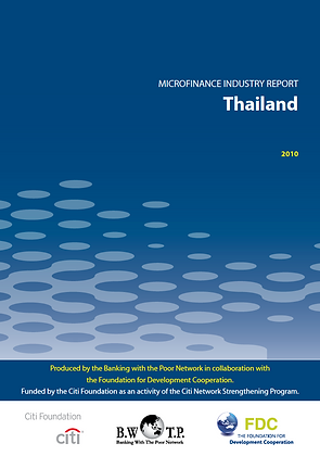 Microfinance Industry Assessment THAILAND, 2010