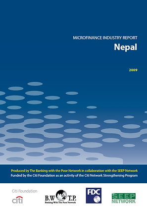 Microfinance Industry Assessment NEPAL, 2009