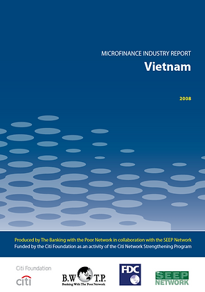 Microfinance Industry Assessment VIETNAM, 2008
