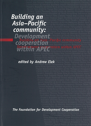 Building an Asia Pacific Community, 1997