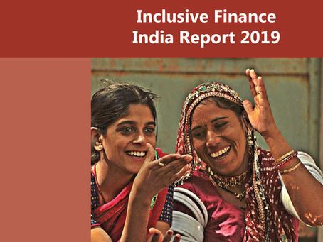 2019 Inclusive Finance India Report