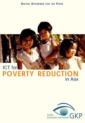 ICT for Poverty Reduction in Asia, 2003