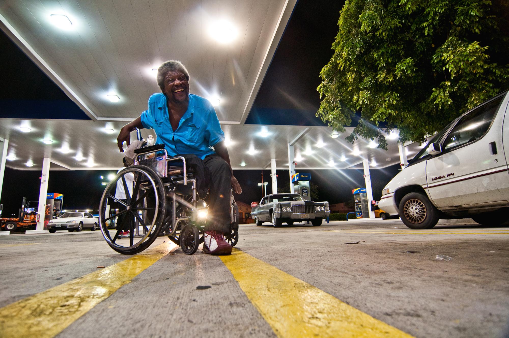 Jean. Miami, FL. 2012