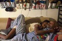 Ajhanou & Patrick. Miami, FL. 2015
