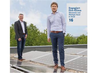 """Engagiert für den Klimaschutz – ABM in der IHK-Zeitschrift """"Die Wirtschaft"""""""