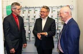 Stellv. Vorsitzender der CDU/CSU Herr Georg Nüßlein zu Besuch bei ABM
