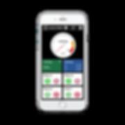 Bild Smartphone Steuerung Energiemanagement