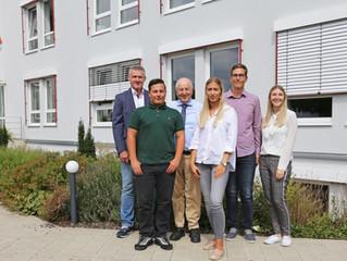 Ausbildungsstart 2019 bei ABM Dornstadt