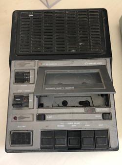 Enregistreur cassettes