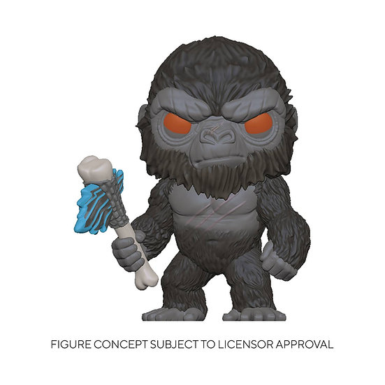 POP MOVIES GODZILLA VS KONG KONG VIN FIG