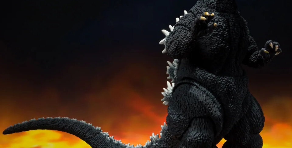 Godzilla vs. Biollante Bandai Spirits S.H.MonsterArts