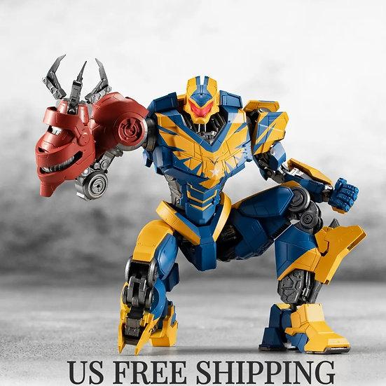 "Atlas Destroyer ""Pacific Rim:The Black"", Bandai Spirits The Robot Spirits"