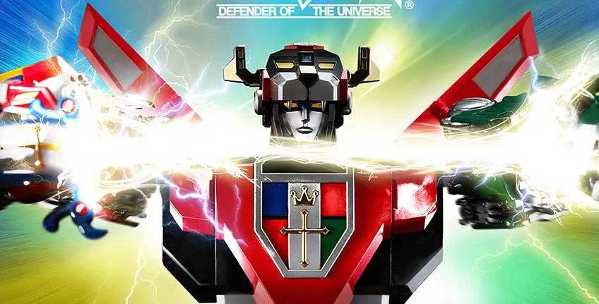 Voltron: Defender of the Universe 5Pro Studio Carbotix Series