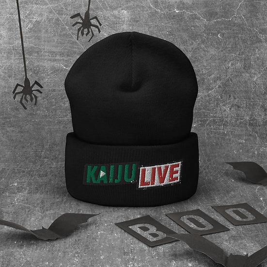 Kaiju Live Cuffed Beanie