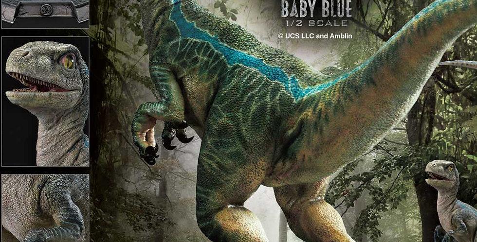 Jurassic World Fallen Kingdom Baby Blue 1/2 Scale Statue
