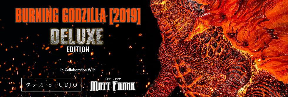 Burning Godzilla Statue - Deluxe Edition | Spiral Studios
