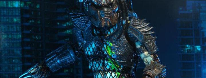 NECA Predator 2 Ultimate Battle-Damaged City Hunter
