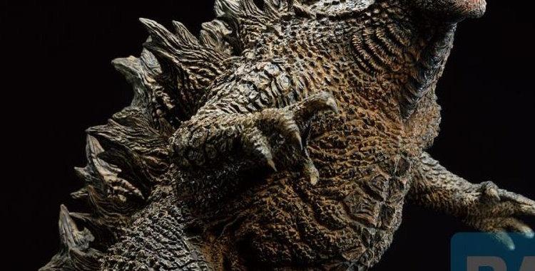 """GODZILLA """"Godzilla vs Kong"""", Bandai Spirits Ichibanso Figure"""