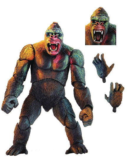 NECA KING KONG ILLUSTRATED VER ULTIMATE 7IN AF