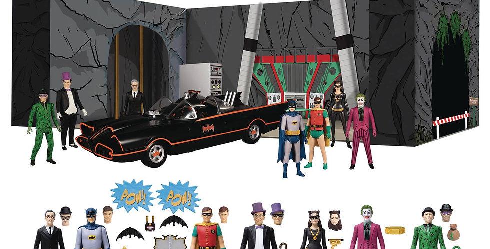 5 POINTS BATMAN 1966 AF DLX BOX SET