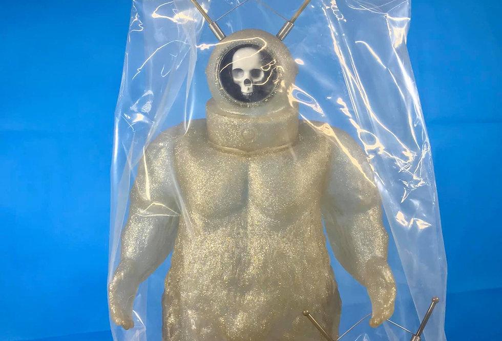 """Robot Monster 1953 13"""" Vinyl Figure """"Static Signal"""" Ver."""