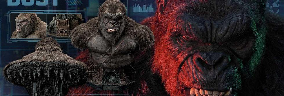Life Size Godzilla vs Kong | Kong Bust!