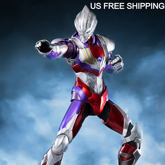 FIGZERO ULTRAMAN SUIT TIGA 1/6 SCALE FIG